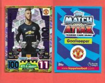 Manchester United David De Gea Spain 437 100 Club